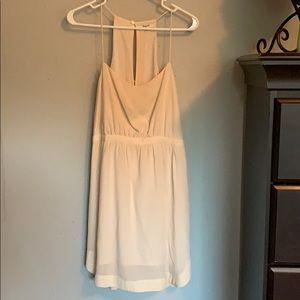 Madewell pink dress